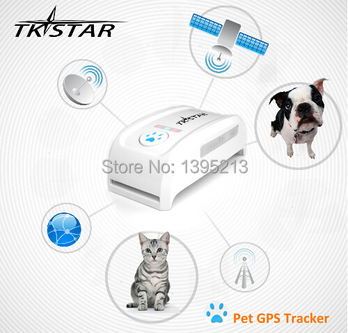 High quality Waterproof Pet GPS Tracking Device+Pet Tracker GPS Pet Tracker/IOS App and Andriod App Pet gps tracker(China (Mainland))