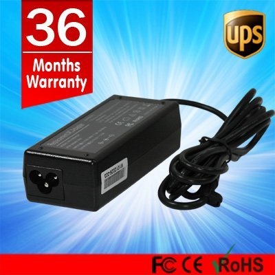 20PCS/lot :  AD-6019V notebook power Adapter + Power Cord For Samsung 19V 3.15A 5.5 x 3.0mm