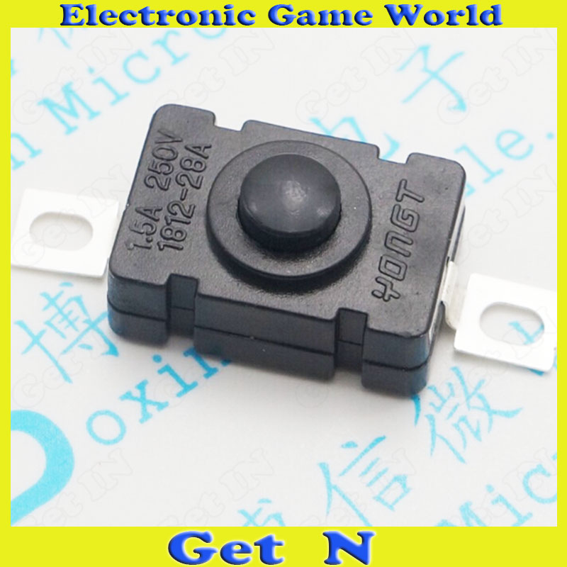 20pcs  KAN-28 1.5A250V Flashlight Switches Self Locking SMD Type 18 x 12mm Push Button Switches<br><br>Aliexpress