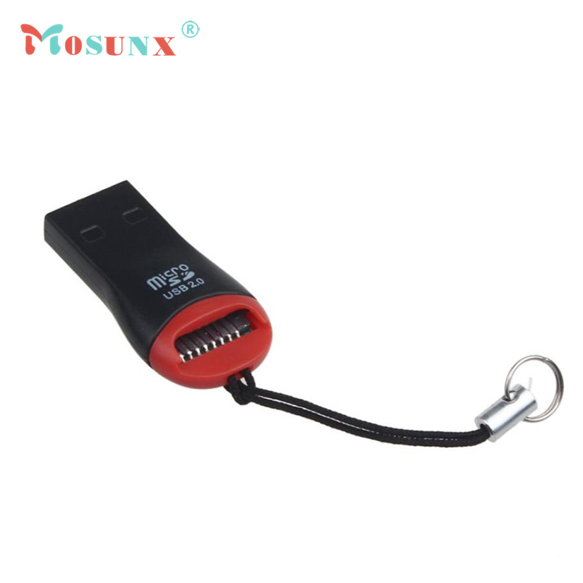Factory Price New High Speed USB 2.0 Mini Micro SD T-Flash TF M2 Memory Card Reader P50(China (Mainland))