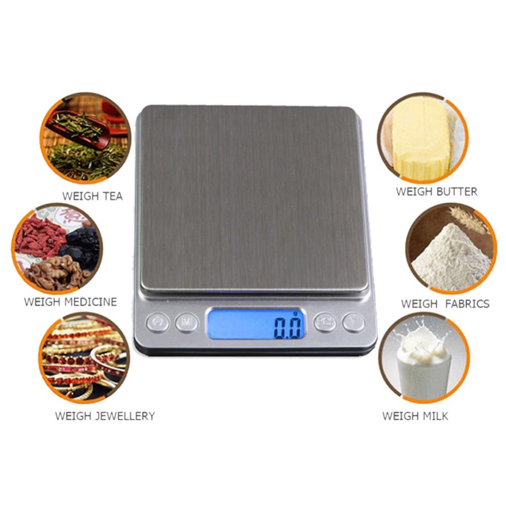 Бытовые весы из Китая