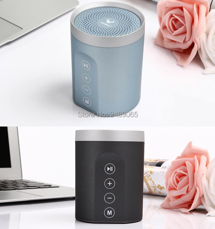 Wholesale Top electronic gadgets for mobile phone Tablet bluetooth smart mini speaker