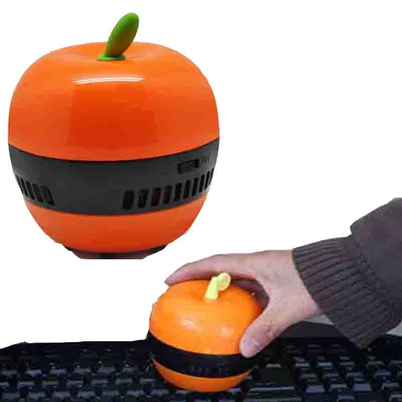 Mini home Handheld vacuum cleaner household cordless wireless desk cleaner Apple mini desktop dust collector Desktop Cleaner(China (Mainland))