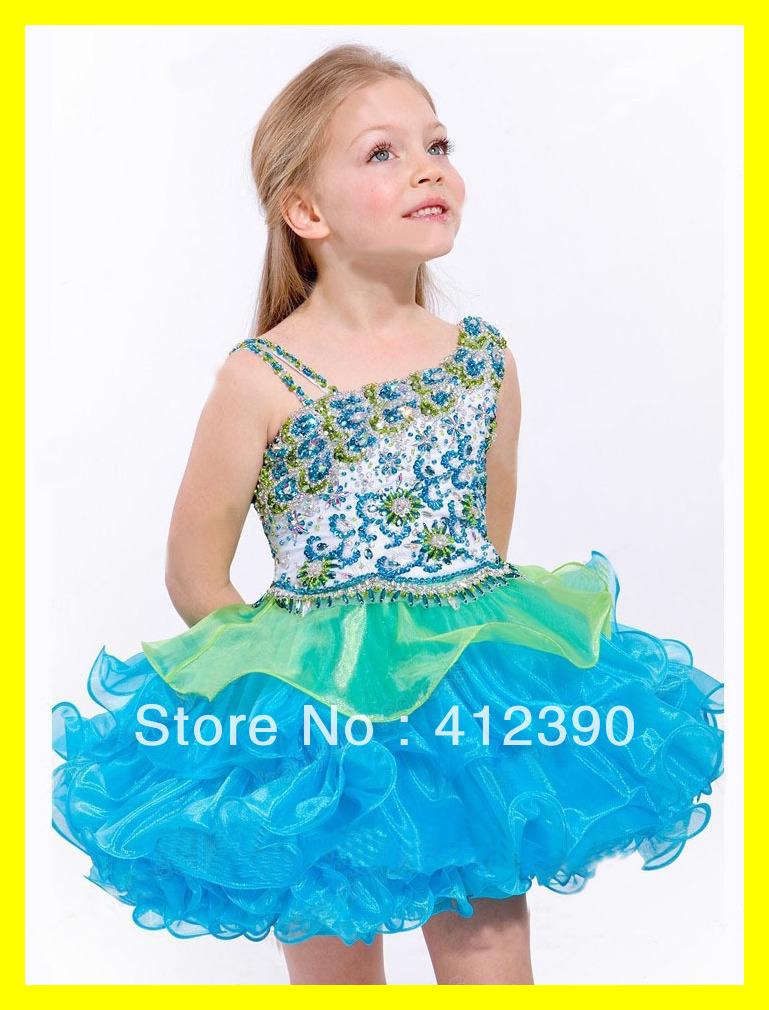 Cheap Light Blue Flower Girl Dresses - Cheap Wedding Dresses