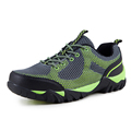 Mountain Shoes Hiking Outdoor Spring Summer Breathable Mesh Face Climbing Shoes Lightweight Men Hiking Shoes Sneakers