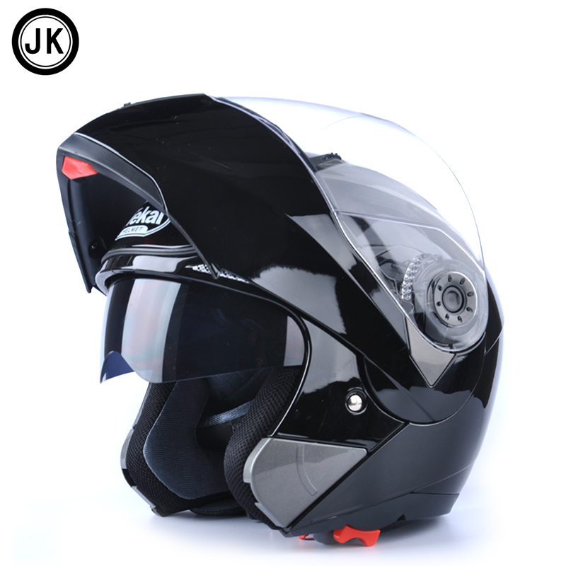 2015 Best Sales JIEKAI 105 motorcycle helmets full face driving Cycling motocross helmet casco capacete casque Size:M, L, XL,XXL(China (Mainland))