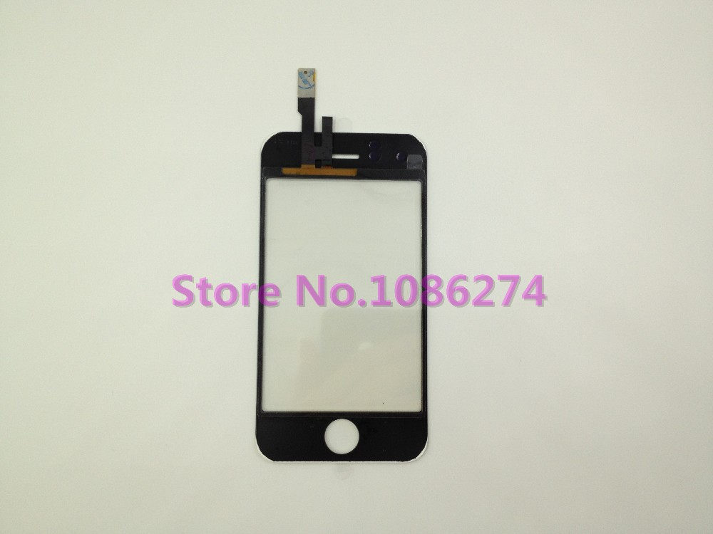 Original New Black Touch Screen Digitizer + Midframe for iPhone 3GS Replacement(China (Mainland))