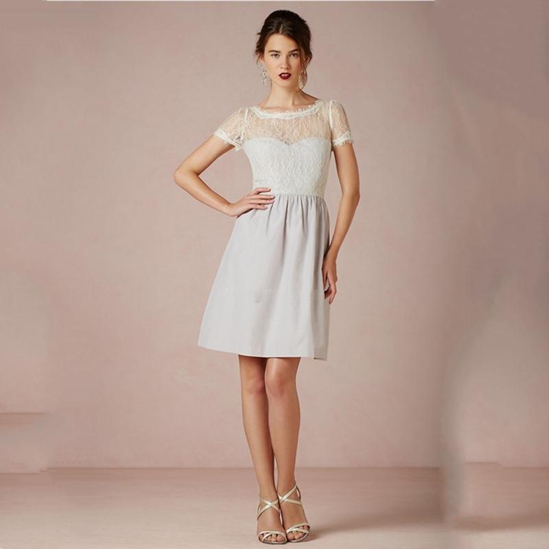 2015 glamorous light mint modest lace bridesmaid dresses for Shop wedding guest dresses
