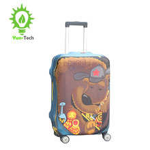 Travel Luggage Suitcase Trolley case  protective covers stretch apply to 18 to 32 Inch Cases Bags multi style for choice(China (Mainland))