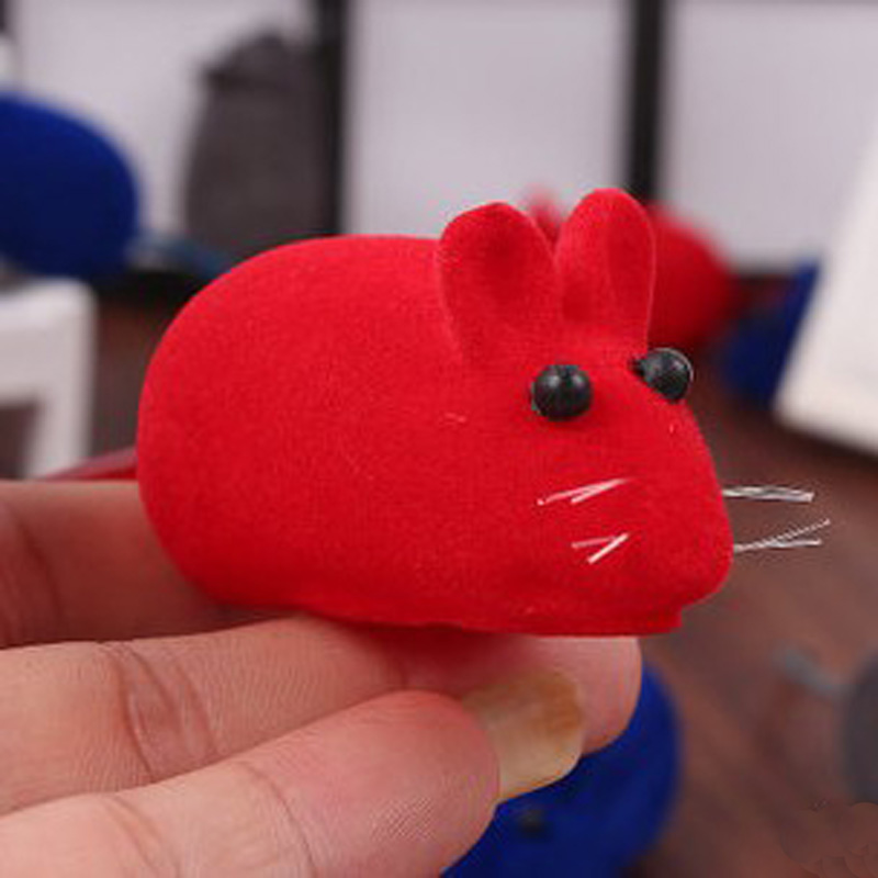 Wind up mouse for cats