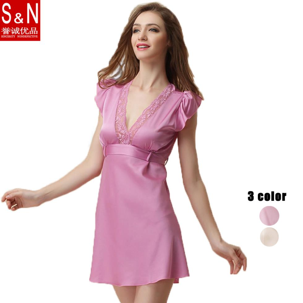 Silk Dresses Canada Silk Nightgown Dress Home