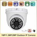 HOSAFE 720P 960P 1080P HD IP Camera ONVIF Waterproof Motion Detection and Email Alert Free Shipping