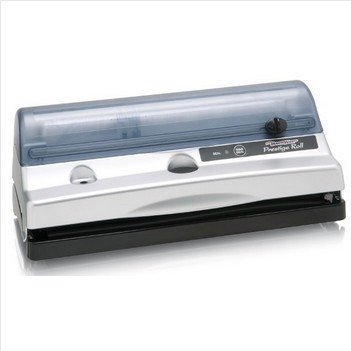 Free Shipping Magic Vac Europe Quality Vacuum Sealer,vacuum package machine,Automatic One-Touch,Cutting Knife,PolybagContainer