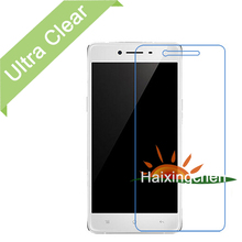 """1000pcs/lot Ultra Clear glossy LCD Screen front Protector Guard HD Cover Protective Film For OPPO R7 5.0"""""""