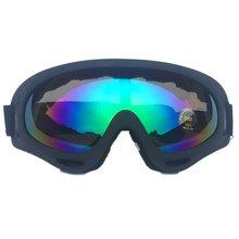 Winter Skibrillen Sneeuw Snowboard Goggles Anti-fog Grote Ski Masker Bril Uv-bescherming Voor Mannen Vrouwen Jeugd(China)