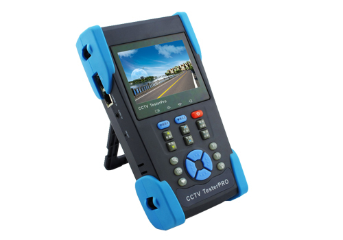 3.5 inch digital TFT-LCD ,480(RGB)X 320 resolution Wire Tracker+Optical power meter CCTV TDR Tester(HVT-6212T)(China (Mainland))
