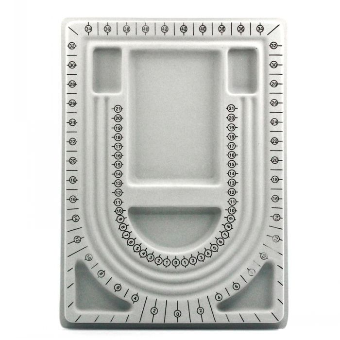 Beading Tray Bead Trays Stringing Jewelry Design Board 330x240x15mm,sold per pack of 5 Mr.Jewelry(China (Mainland))