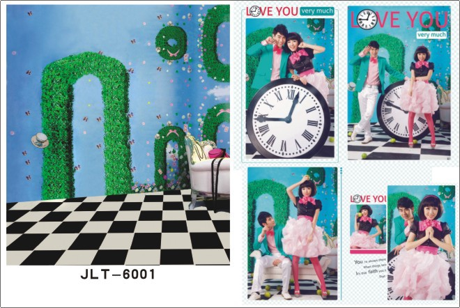 300*500cm  Vinyl Muslin Photography Backdrops Prop  Wedding Dress  Background JLT-6001<br><br>Aliexpress