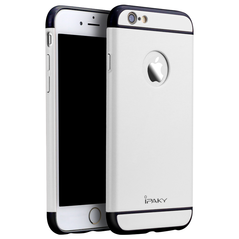 original ipaky brand 3 IN 1 design classic case for iphone 6 plus for iphone 6s plus cover china coated processing(China (Mainland))