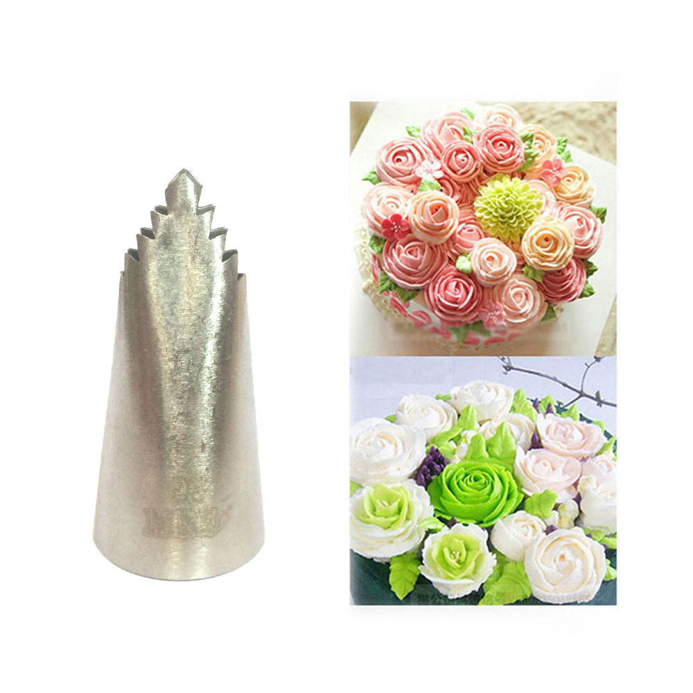 95 leaves nozzles cake decoration baking tools stainless for 95 decoration