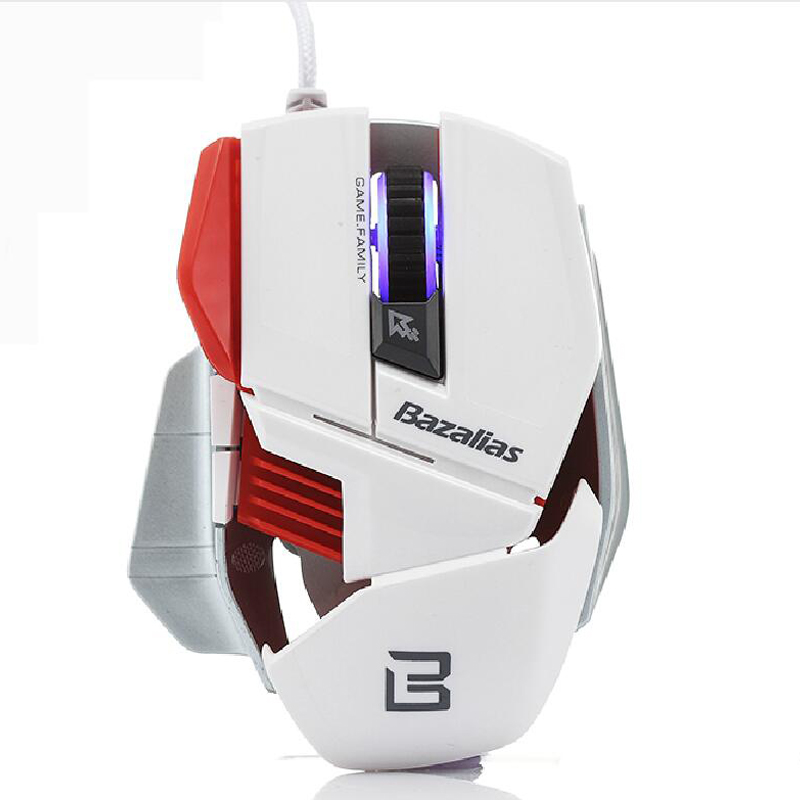 2015 Original Brand Professional Optical USB Wired Gaming Mouse Ergonomics Game Mice PC Computer Laptop Desktop - Life Collection Technologies Co.,Ltd store