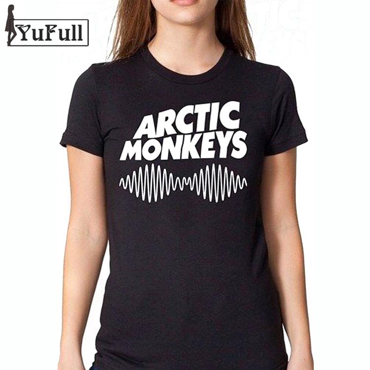 Arctic Monkeys Women S T Shirt