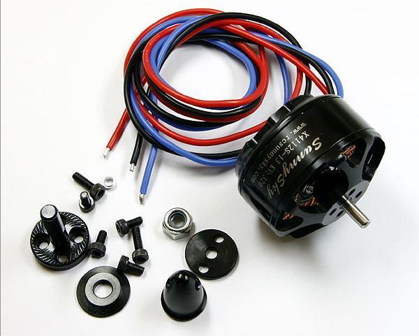 Фотография Long woo X4112S 320KV 400KV 485KV sunnysky high efficiency multi axis motor disc motor
