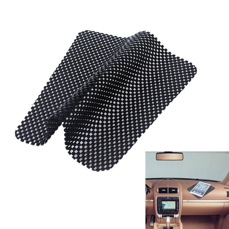 Car Anti Slip Non Dash Mat Dashboard Cion Key Phone Pad Holder Black Color 22*19cm Big Size - A S Co., Lt store