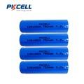 4Pcs PKCELL 14500 Battery 3 7 V 750mAh li ion Battery ICR14500 3 7 Volt AA