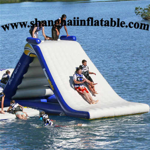 best selling inflatable floating water park with big discount on sale water amusement park(China (Mainland))