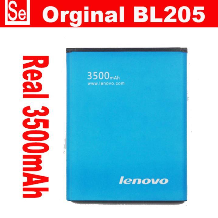 1pcs/package 100% Original Lenovo BL205 3500mAh Battery Use Lenovo P770 P770i(China (Mainland))