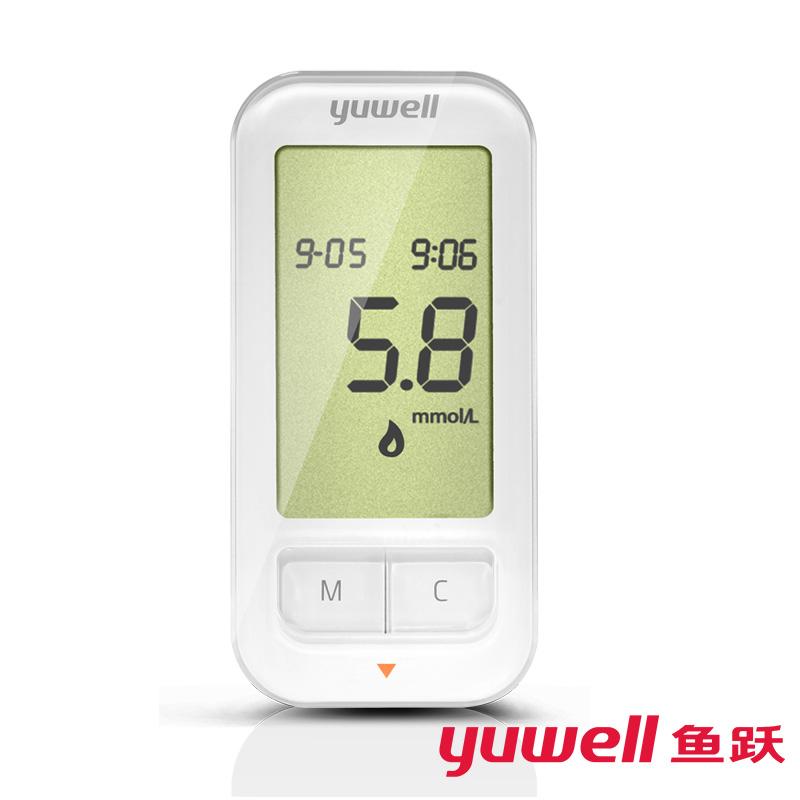 diabetes test machine