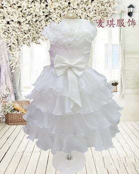 Free shipping new arrive 2013princess dress  wedding gowns kids  children party frock wedding dress