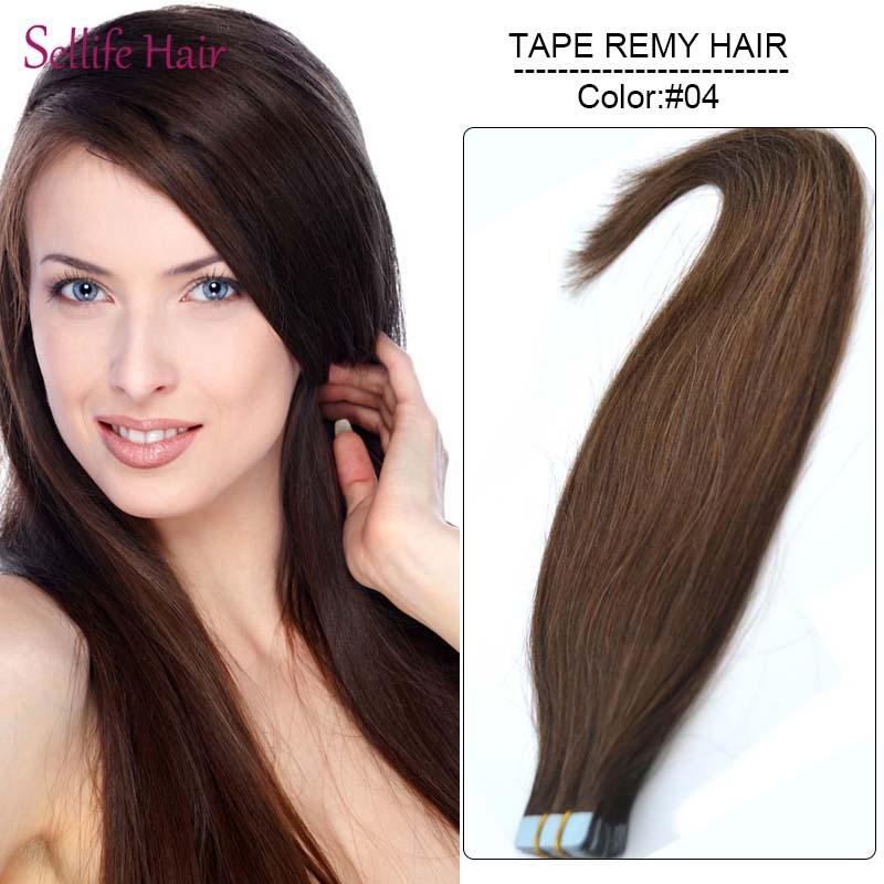 Приклеивающиеся накладные волосы из Китая