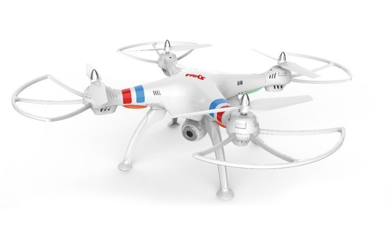 Syma X8W WiFi drone Real Time Video 2 4G 4ch 6 Axis Venture with 2MP Wide