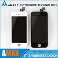 10PCS LOT AAA Grade LCD Display Assembly Screen Replacement For iPhone 5 5G