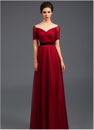 Gown Formal Party Dresses Long Evening Dress Wedding Party Formal Evening Gowns Dress strapless