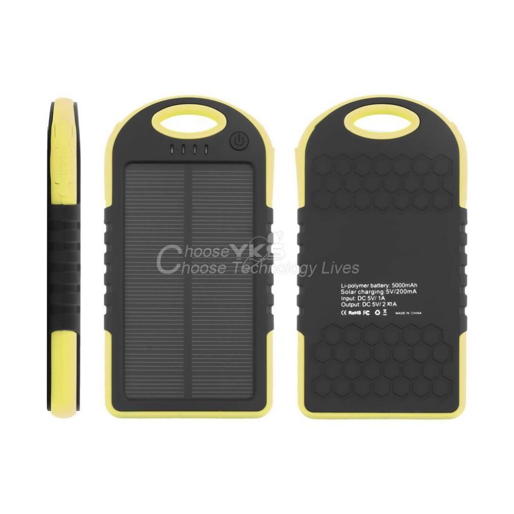 Зарядное устройство 5000mAh USB portatil YKS ZA09603 riva rivapower va1005 5000 mah