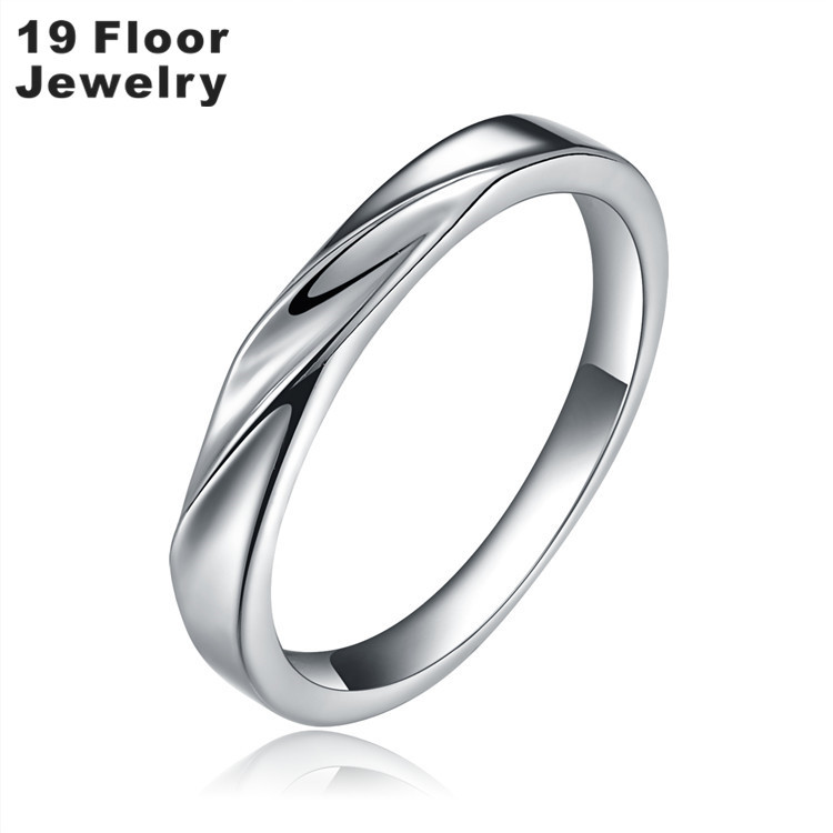 S925 Couple Rings For Lovers Round Bague promise engagement ring White Gold Plated Jewelry Bijouterie Accessories1 price(China (Mainland))