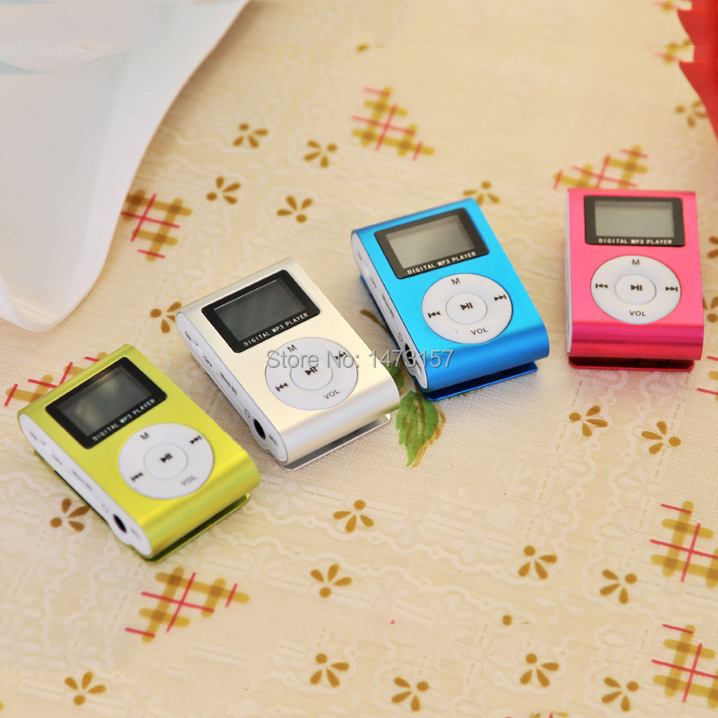 *2015 Summer Style Mini Clip Mp3 Player* Free Music Downloads Mp3 Player *Sport Mp3 Player* Specials Mp3 Player Support TF Card(China (Mainland))
