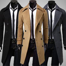 2016 autumn and winter, thick men's coat, men's jacket(China (Mainland))