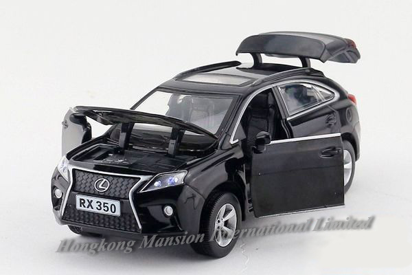 132 Car Model For LEXUS RX350 (2)