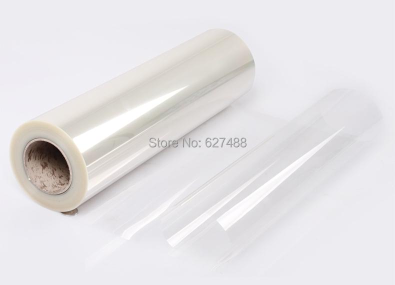 1.52*60M 4Mil Glass Security Film for car windows(China (Mainland))