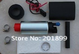 340LPH Performance Electric Fuel Pump For Racing Tuning E30 E36 E46 320i 330i M3 528i 535i X5 740i Z3 For Walbro GSS340(China (Mainland))