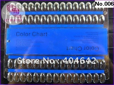 FREE SHIPPING 3 PCS/ LOT  60 Space Nail ART DISPLAY PRACTICE STAND TIPS COLOR CHART  TIPS BOARD