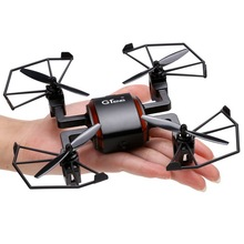 New T901F 5.8GHZ 4CH 6Axis RC Quadcopter Mini Drone with 2MP HD Camera FPV One Key Automatic Return Black