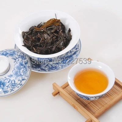 50g Top grade Chinese Da Hong Pao Big Red Robe oolong tea the original gift tea