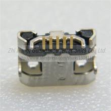 M504 Micro usb jack connector 5pin flapper Mike female socket USB socket 100 pcs lot