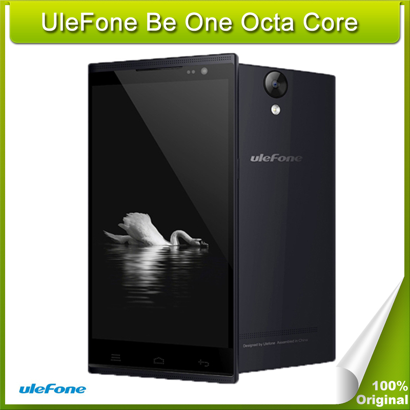 Original UleFone Be One 5.5 Inch IPS OGS Screen Android 4.4.2 Smart Phone Octa Core MT6592 1.4 GHz 1G RAM+16G ROM Dual Sim WCDMA(China (Mainland))