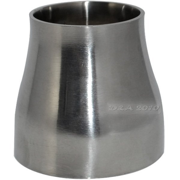 Mm to quot sanitary weld reducer pipe